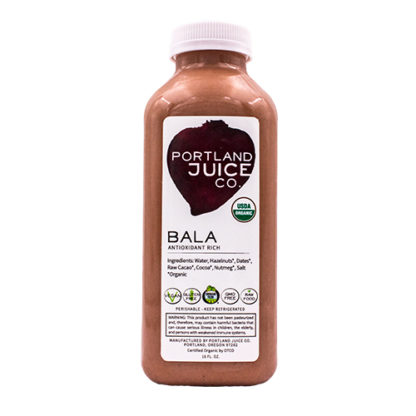 Certified Organic Bala Nut Mylk - Hazelnuts, Chocolate, Dates
